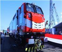 تعرف على عدد جرارات القطارات الجديدة المنضمة لأسطول السكة الحديد