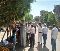 حملة تموين موسعة بمجلس قروي «إبشادات» بمركز ملوي