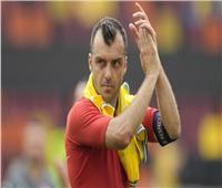يورو 2020 | قائد منتخب مقدونيا الشمالية يعتزل دوليا
