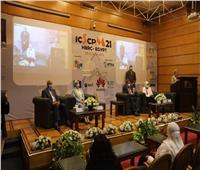 محافظ الجيزة يشارك افي افتتاح المؤتمر الدولى الثالث للتشييد المستدام.. صور