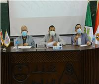 استقبال 133 ألف مريض بمستشفيات جامعة المنوفية خلال عام