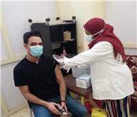 تطعيم موظفى الهيئات القضائية بلقاح كورونا بـ«قنا»