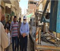 محافظ الشرقية: الفترة الحالية تتطلب العمل وبذل الجهد لنيل رضا المواطن