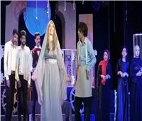 انتهاء العرض المسرحى «بيرجنت النساج» بقصر ثقافة المنيا