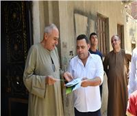 ضمن مبادرة «حياة كريمة».. حملات توعية للمواطنين بقرى الصف في الجيزة
