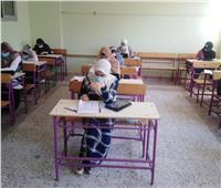 انتظام الامتحانات التجريبية للثانوية العامة والدبلومات الفنية بدمياط