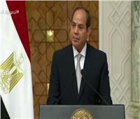 فيديو| الرئيس السيسي: استكمال رحلات البواخر السياحية بين مصر واليونان في أقرب وقت