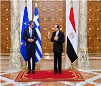 رئيس وزراء اليونان: مصر تتمتع بمكانة وثقل إقليمي في المنطقة بقيادة السيسي