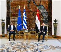 الرئيس السيسي يؤكد على إحياء مفاوضات السلام بين فلسطين وإسرائيل وفق الشرعية الدولية