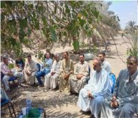 الزراعة تنظم مدرسة حقلية للنخيل فى مركز فاقوس بمحافظة الشرقية