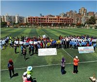 انطلاق فعاليات دوري خماسيات كرة القدم لتلميذات المدارس