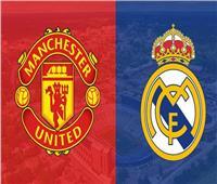 صحيفة إسبانية: صفقة تبادلية وشيكة بين ريال مدريد ومانشستر يونايتد