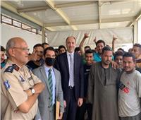 إطلاق سراح 90 مصريًا كانوا محتجزين بمقر الهجرة غير الشرعية في طرابلس