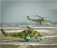 المروحيات الهجومية الروسية تجري مناورات تكتيكية في سيبيريا| فيديو