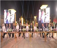 «الأعلى لتنظيم الإعلام» ينشر فيديو جديد من زيارة وزراء الإعلام العرب لمتحف الحضارة