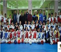 ترشيح محمد عادل مدرب «تايكوندو وادي دجلة» للتحكيم في أولمبياد طوكيو