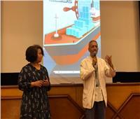 المخرج عمرو بيومي: الحظر السبب في فكرة فيلم «خلف الحاجز الأسمنتي»