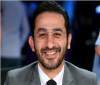 أحمد حلمي يحتفل بـ«عيد الأب» على طريقته الخاصة   صور