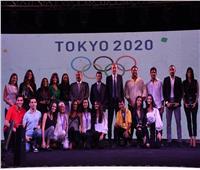 وزير الرياضة ورئيس الأولمبية يشهدا تكريم اللاعبين المتأهلين للأوليمبياد