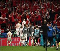 يورو2020| مباراة تاريخية.. الدنمارك يسقط روسيا برباعية ويتأهل إلى ثمن النهائى