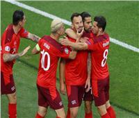 يورو 2020| رسمياً.. سويسرا تتأهل إلى الدور الثاني
