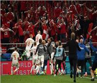 يورو 2020| الدنمارك تحقق ثاني أكبر فوز في تاريخها بالبطولة