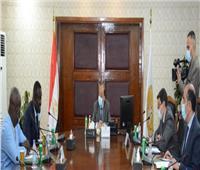 شعراوي: الرئيس السيسى يولي اهتماما بصناعة الأثاث