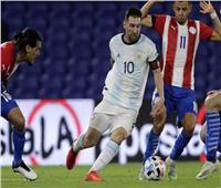 كوبا أمريكا | «ميسي وأجويرو» يقودان تشكيل الأرجنتين ضد باراجواي