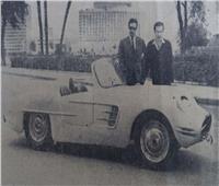 صنعت في العباسية .. «سميراميس» أول سيارة سباق مصرية