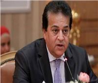 وزير التعليم العالي يعقد اجتماعا لمتابعة تنفيذ التكليفات الرئاسية