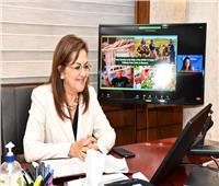 وزيرة التخطيط  تشارك في الحوار رفيع المستوى حول الأمن الغذائي بالشرق الأوسط