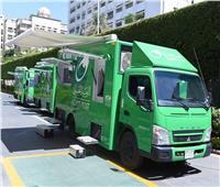 سيارات البريد المتنقلة.. خدمات متطورة للتيسير على المواطنين.. فيديو