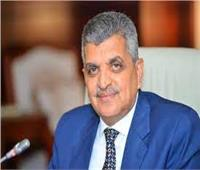 الفريق أسامة ربيع يتفقد نفق الشهيد أحمد حمدي 2