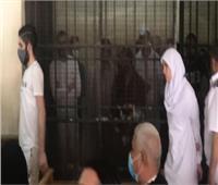 ترحيل حنين حسام لمحكمة العباسية بعد ضبطها بالقاهرة