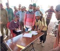 القوى العاملة: لجنة لحصر وتسجيل العمالة غير المنتظمةبالوادي الجديد