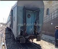«اتحاد عمال مصر» يطالب بسرعة الكشف عن ملابسات حادث قطار وحافلة حلوان