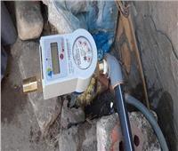 توصيل مياه الشرب بالمجان لـ٢٠ أسرة محدودة الدخل بالشرقية