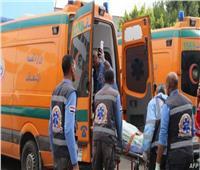 مصرع 3 أطفال صدمتهم سيارة نقل غرب نفق الشهيد أحمد حمدي
