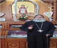 البابا تواضروس ينعىالراهب مينا الأبنوبي