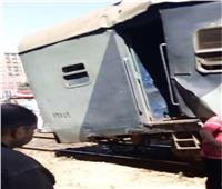 النيابة تباشر تحقيقاتها فى حادث قطار الإسكندرية