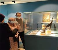 متحف المطار يواصل استقبال زواره من المسافرين  صور