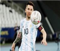 الرد الأول من «ميسي» بعد دخوله التاريخ مع «الأرجنتين»