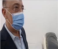 محافظ الإسكندرية يزور مصابي حادث قطار محطة مصر: لا وفيات