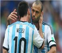 «ماسكيرانو» يُهنئ «ميسي» بالإنجاز التاريخي مع «الأرجنتين»