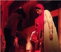«المخطوطة» عرض مسرحي بثقافة الدقهلية