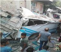 حبس سائقي سيارتين ميني باص المتسبببن في حادث قطار حلوان