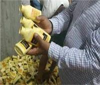 ضبط زيوت فرامل و حلوى مجهولة المصدر بمصنعين غرب الإسكندرية