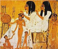 متحف المطار يستعرض دور الاب في الحضارة المصرية