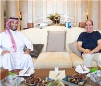 السفير السعودي بالقاهرة: لقاء السيسي بـ «ولي العهد» يكشف حجم العلاقات التاريخية بين البلدين