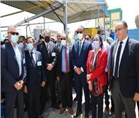 «وزيرة البيئة» و«محافظ الفيوم» يفتتحان مشروع تحويل المخلفات إلى طاقة بالتغويز اللاهوائي